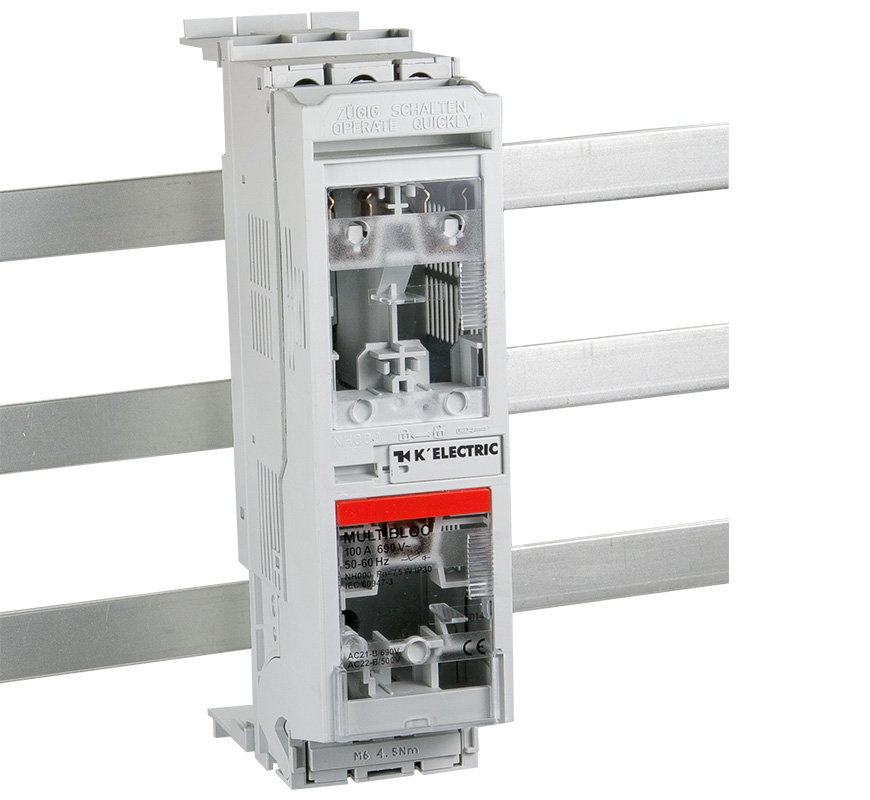 k 39 electric gmbh bayreuth nh bus bar mounting fuse multibloc. Black Bedroom Furniture Sets. Home Design Ideas