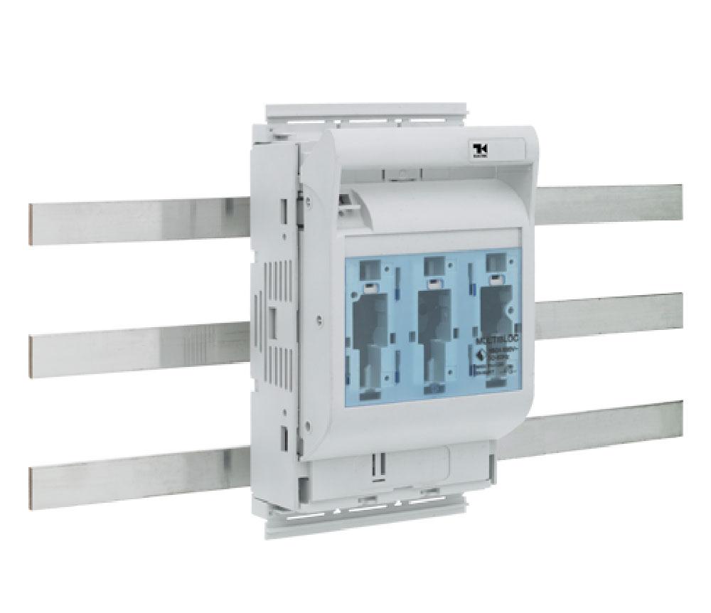 K'ELECTRIC GmbH Bayreuth | NH-Bus bar mounting fuse MULTIBLOC®