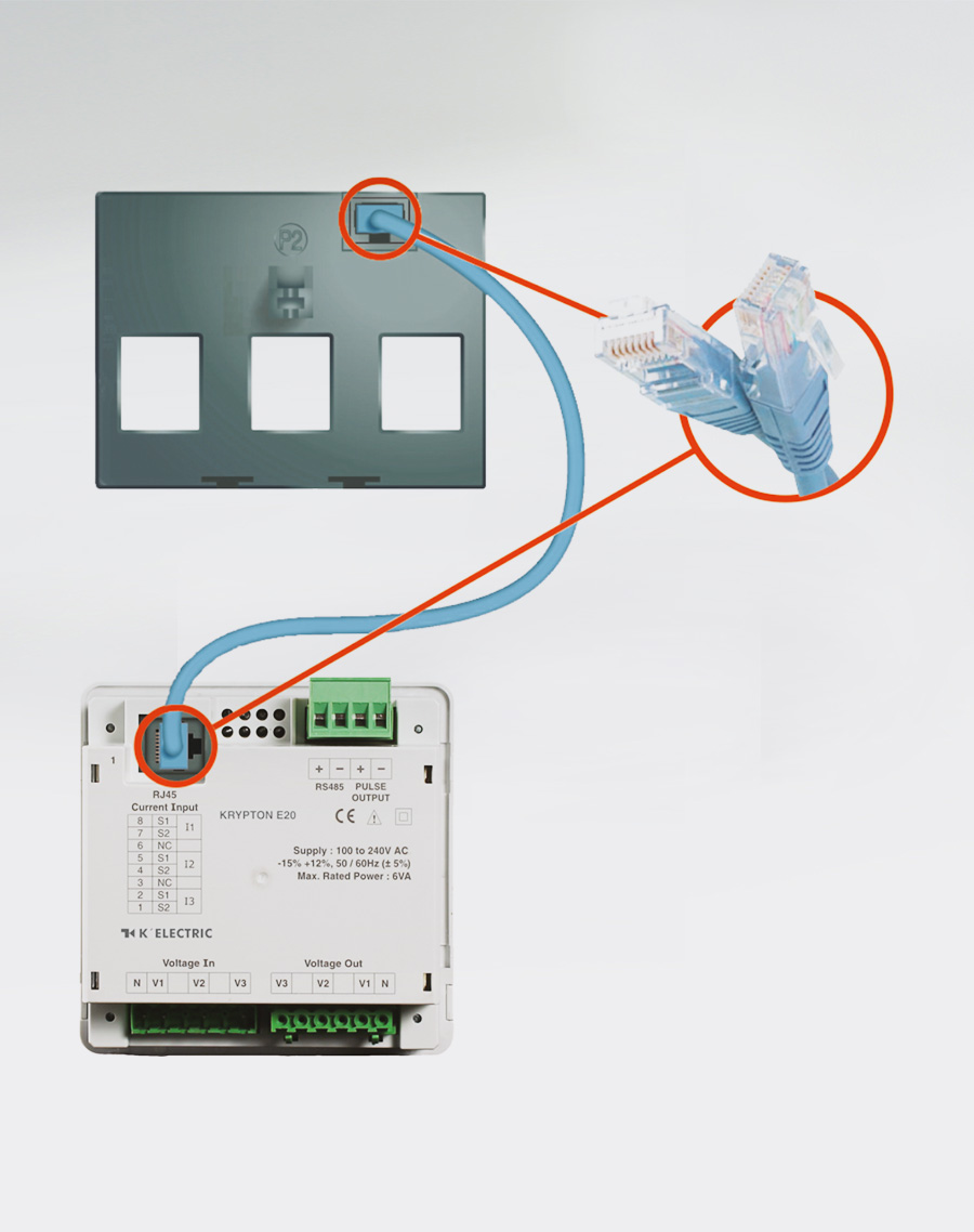 Kelectric Gmbh Bayreuth Plug And Wire Multimeter Basic Electrical Wiring Diagrams On Current Outlet Diagram